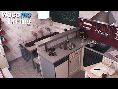 Kleine Küche modern einrichten - Tapetenwechsel (BR) | Staffel 5 - Folge 7