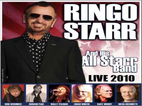 ringo starr and his all starr band tour 2010 live the unofficial cd youtube. Black Bedroom Furniture Sets. Home Design Ideas