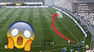 OMG DIREKT JEDE ECKE VERWANDELN FIFA 17 GLITCH 🔥😱