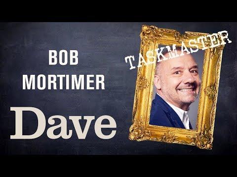 Bob Mortimer Taskmaster Series 5 Winner Best Bits | Dave