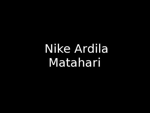Nike Ardila -  Matahari