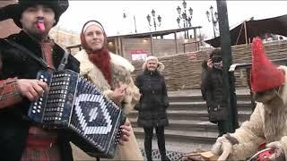 Смотреть видео Куда сходить на Масленицу 2019 в Москве с 1 по 10 марта? онлайн