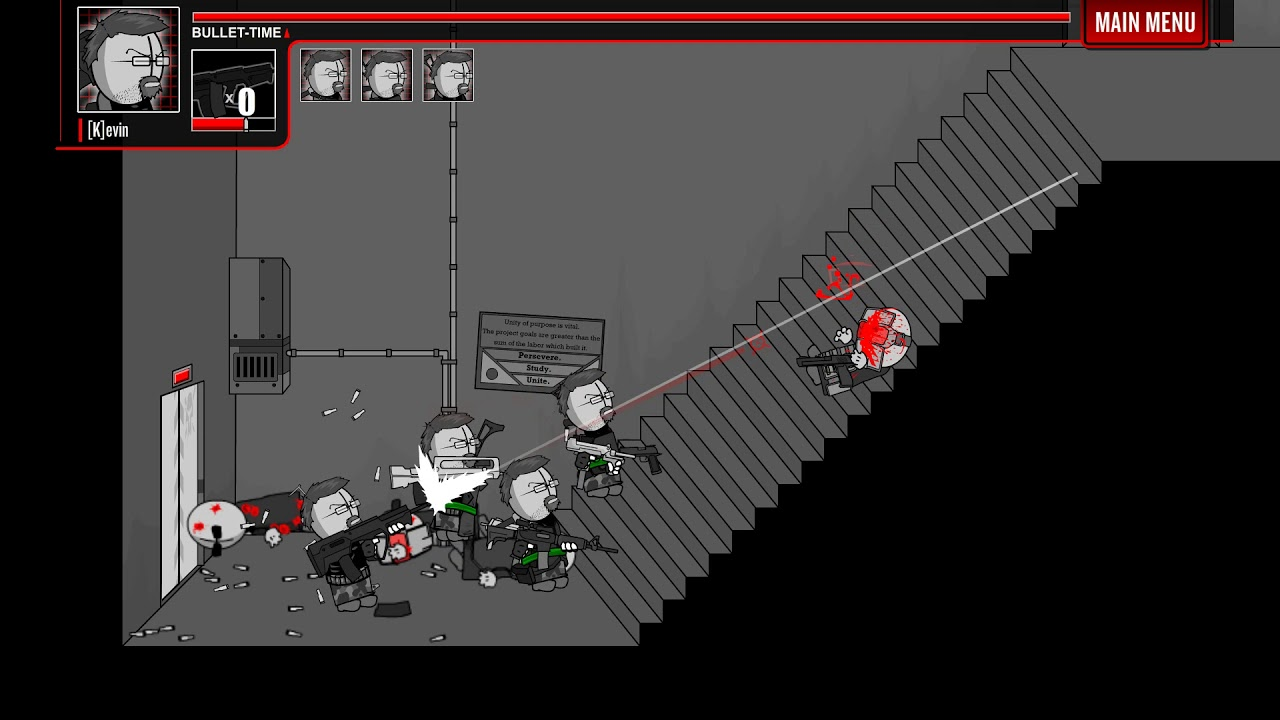 Madness Project Nexus Krinkels Attack