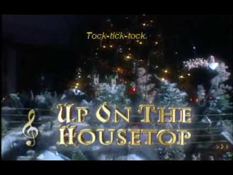 Up On The Housetop - Disney Very Merry Christmas Songs - YouTube