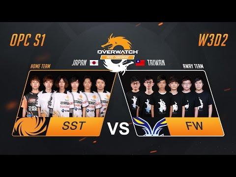 SST vs FW | W3D2 Match 4 | OPC S1
