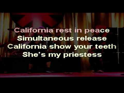 Red Hot Chili Peppers - Dani California (Karaoke)