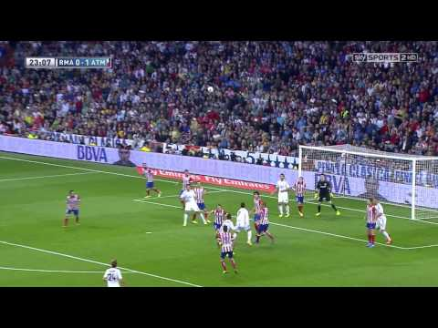 La Liga - Real Madrid vs. Atlético Madrid - HD - Full Match - 1ST