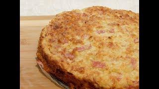 Вкусный,нежный пирог за 10мин + время выпечки.