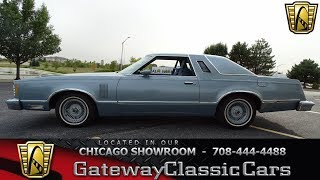 1978 Ford Thunderbird Gateway Classic Cars Chicago #1269