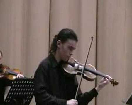 Jiri Vodicka - Vivaldi Winter part.1