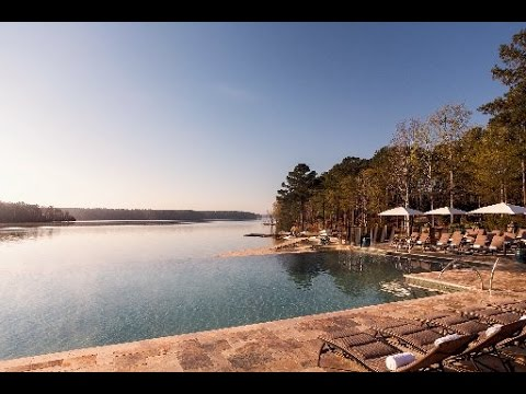 Video: The 5 Best Lakes In Georgia