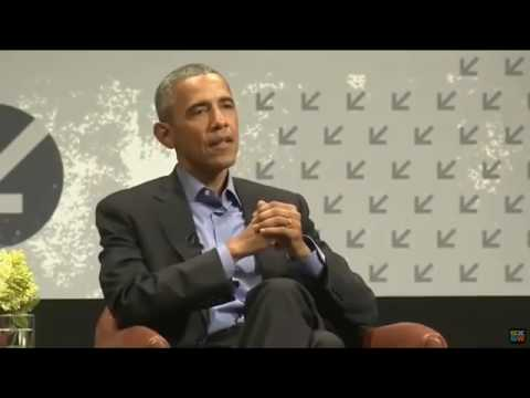 Bitcoin News - Cryptocurrency is coming - Barack Obama talks about Bitcoin