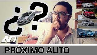 Voy a cambiar de auto ¿Cuál me compro? - Vlog
