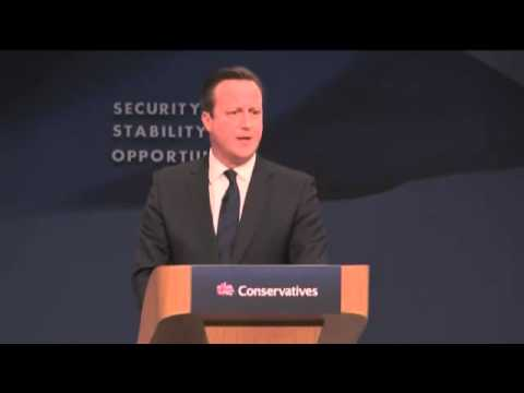 David Cameron says the death of Osama Bin Laden was a tragedy