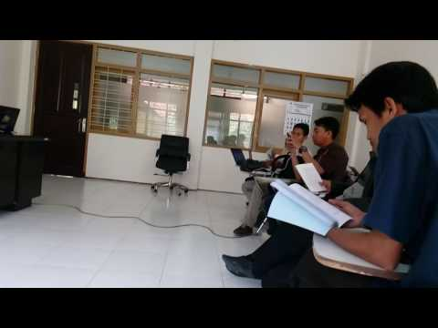 Personality Theory presentation, in state university of malang, 2017