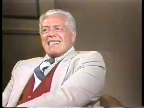 Desi Arnaz, Sr. (& Jack Paar) on Late Night, May 23, 1983