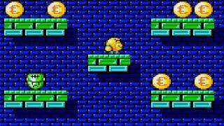 [Full Gameplay] Uwol Quest for Money (Homebrew) [Sega Megadriv…
