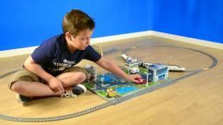 видео Железная дорога и аксессуары