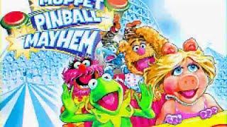 I Try: Muppet Pinball Mayhem (GBA)