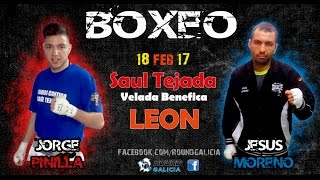 02/17 LEON Jorge Pinilla -vs- Jesus Moreno