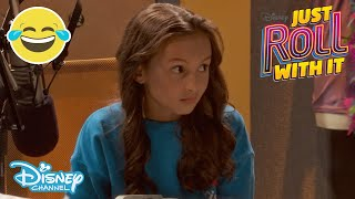 Just Roll With It | NEW! Season 1 Episode 1: First 5 Minutes 🎉 | Disney Channel UK