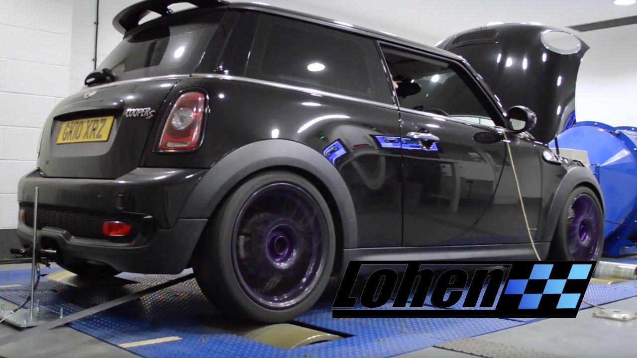 Modified R56 MINI Cooper S tuned with Manic Motorsport ...