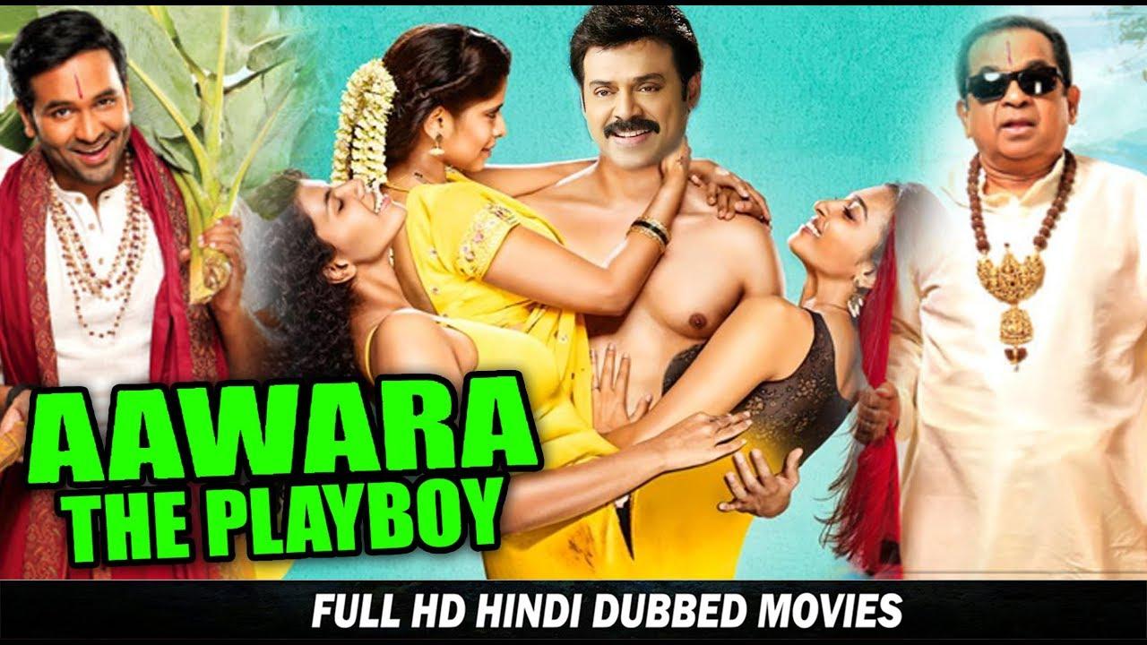 Download Aawara The Playboy - HD Hindi Dubbed Movie - Venkatesh, Simran And Isha Koppikar