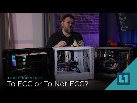 Memory Unleashed On Threadripper: 128gb & 2933 & ECC Tested