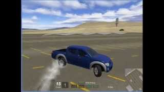 Web Browser Based Driving Experience Simulation