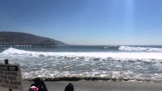 Laird Hamilton Shoots Malibu Pier, Hurricane Marie Big Wedn Thumbnail