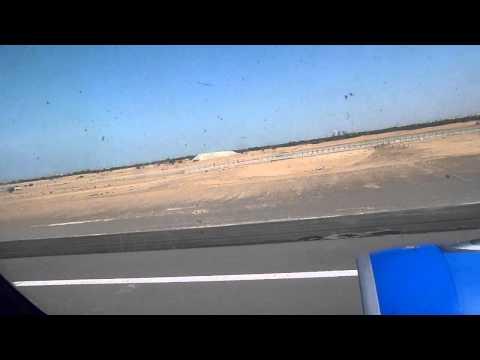 28-11-2012 Thomas Cook A330-200 G-MLJL landing Sharjah International Airport
