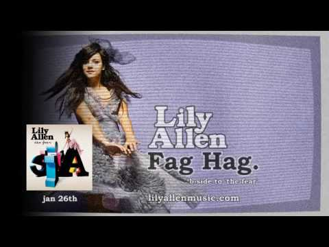 Lily Allen | Fag Hag (Official Audio)