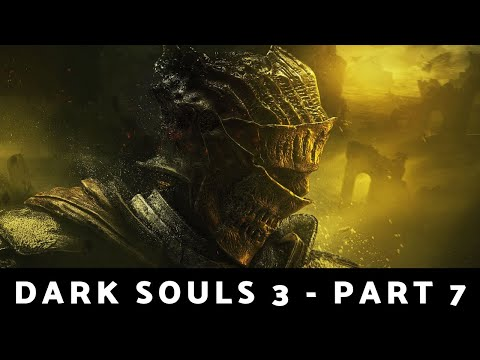 Episode 7 - Dark Souls 3 and more death