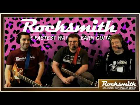Rocksmith Remastered - 80s Mix II - Live from Ubisoft Studio SF