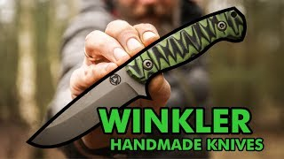 WINKLER HANDMADE KNIVES - recenzja