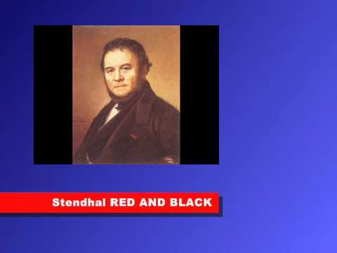 Stendhal: The Red And The Black