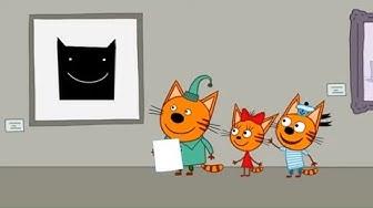 Kot-O-Ciaki | Galeria Sztuki | Bajki dla dzieci | Epizod 19