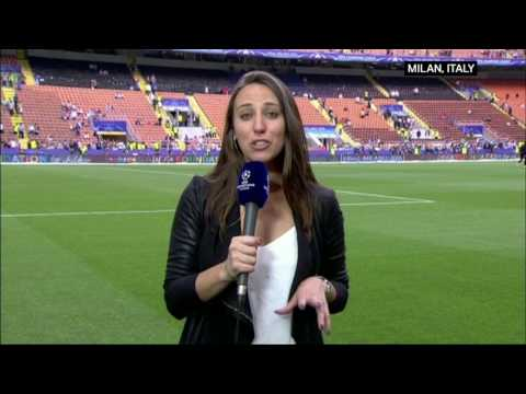 Semra Hunter  - Sports Correspondent Showreel 2016