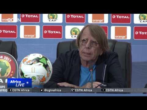 DR Congo eye quarter-finals berth at Togo's expense