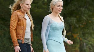 "Once Upon A Time After Show Season 4 Episode 9 ""Fall"" 