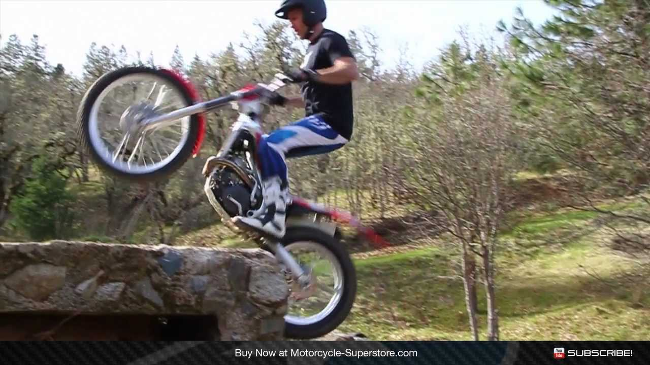 Product Review Alpinestars No Stop Trials Boots From