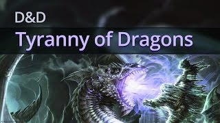 D&D Tyranny of Dragons Session 16 Part 1 - Voaraghamanthar and the Mere of Dead Men