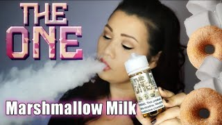 Marshmallow Milk by The One Eliquid