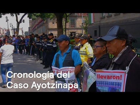 Cuatro años de la desaparición de 43 normalistas de Ayotzinapa - Las Noticias con Danielle