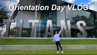 ??Orientation Day VLOG / 기숙사에서…