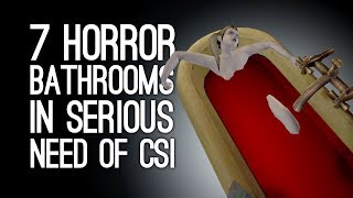 7 Horror Bathrooms in Need of Serious CSI