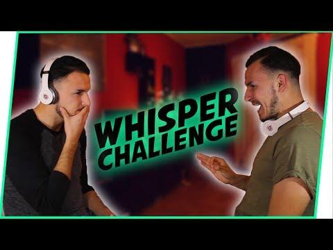 WHISPER CHALLENGE SA BLIZANCEM!