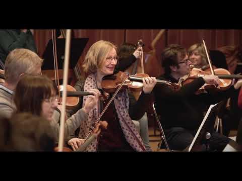 Symphonie d'un autre monde, une création de Naïssam Jalal avec l'Orchestre National de Bretagne