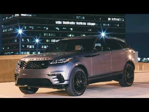 2018 Range Rover Velar Drivers' Notes  Don't worry we're in no hurry