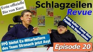 #SchlagzeilenRevue | Episode 20